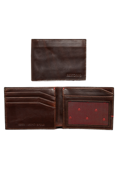 Legacy Bi-Fold Wallet, Brown