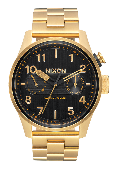 Safari Deluxe, All Gold / Black