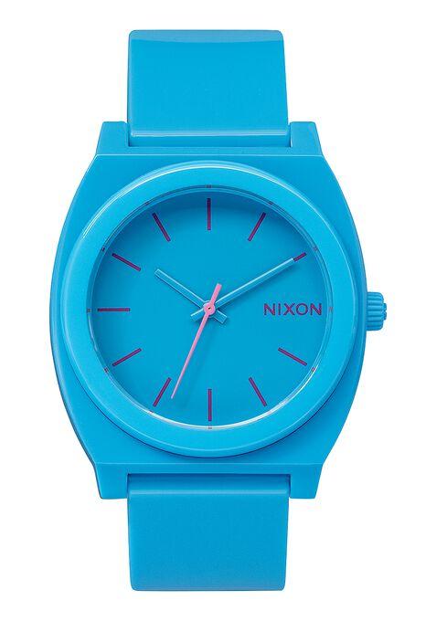 Time Teller P, Bright Blue