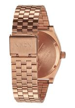 Time Teller, All Rose Gold / Black Sunray