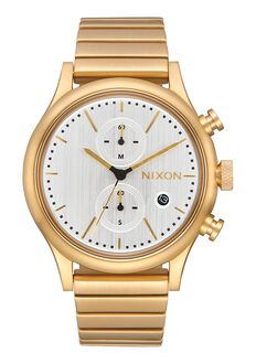 Station Chrono, All Gold / Silver