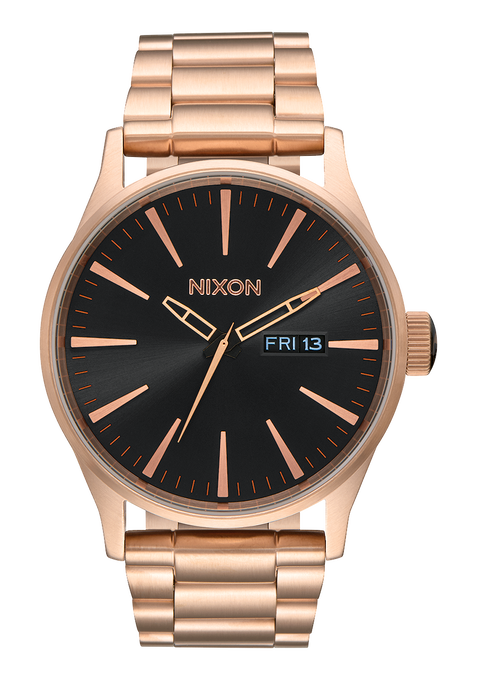 Sentry SS, All Rose Gold / Black
