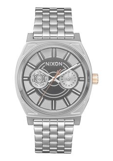 Time Teller Deluxe SW, Phasma Silver