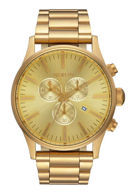 Sentry Chrono, All Gold