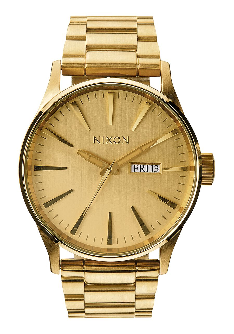 men s best selling watches nixon watches and premium accessories sentry ss all gold