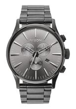 Sentry Chrono, All Gunmetal