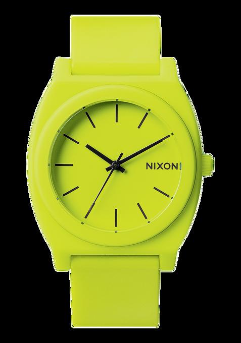 Time Teller P, Neon Yellow
