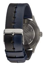 Sentry 38 Leather, Black / Navy / Black