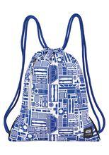 Everyday Cinch Bag SW, R2D2 White