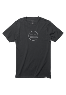 Waves III T-Shirt, Black