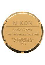 Time Teller Acetate, Tortoise / Black