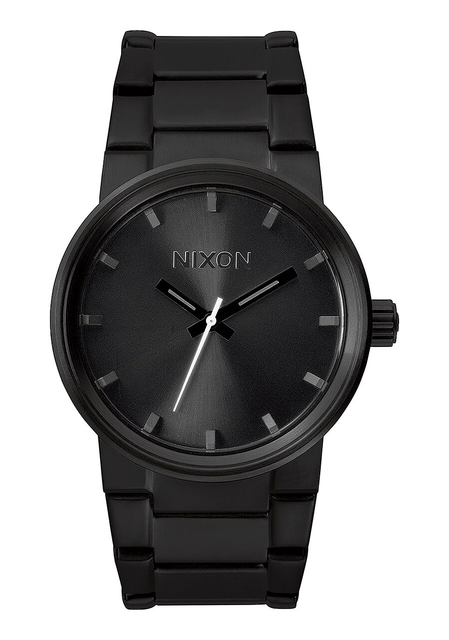 cannon men s watches nixon watches and premium accessories home men s watches model cannon cannon cannon all black
