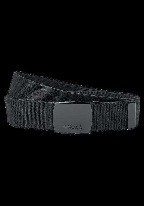 Basis Belt, All Black