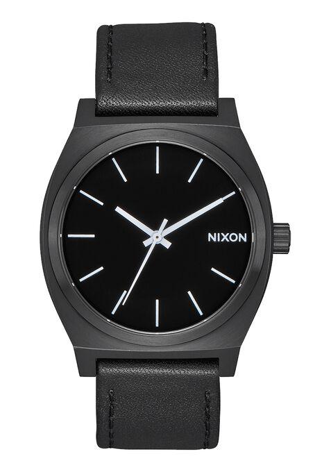 Time Teller, All Black / White