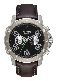 Ranger Chrono Leather Star Wars, Jedi Black / Brown