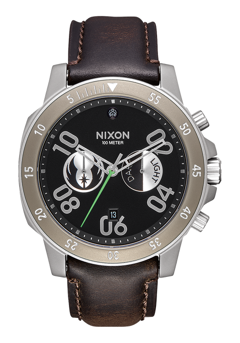 Ranger Chrono Leather SW, Jedi Black / Brown