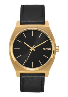 Time Teller, Gold / Black / Black