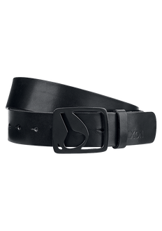 Icon Cut Out Belt II, All Black