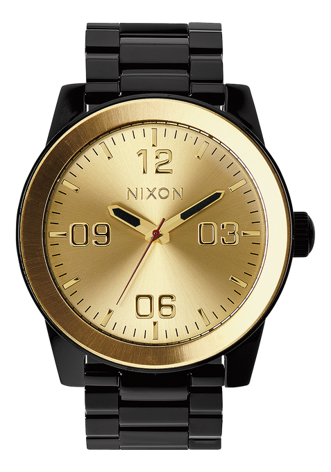 Corporal SS, Black / Gold