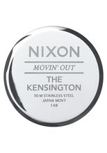 Kensington Leather, Black