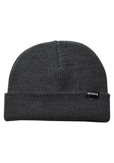 Kos Mütze, Black