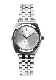 Small Time Teller, All Silver