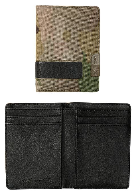 Showup Card Wallet, Multicam