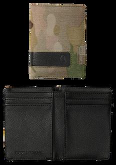 Showup Card Wallet, Multicam