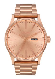 Sentry SS, All Rose Gold