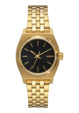 Small Time Teller, Gold / Black