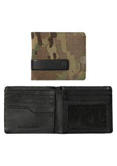 Showoff Bi-Fold Wallet, Multicam