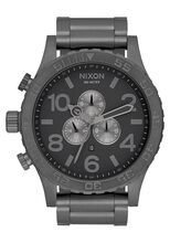 51-30 Chrono, All Gunmetal