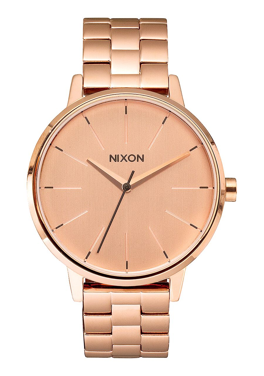 Kensington women 39 s watches nixon watches and premium accessories for Watches gold