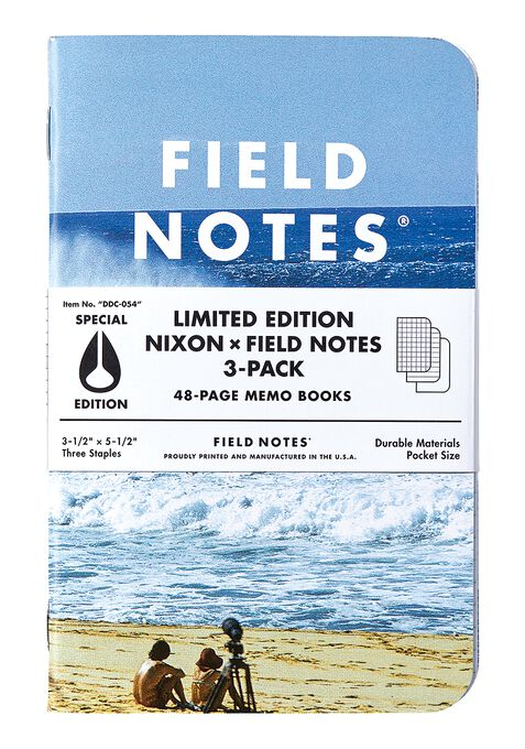 Field Notes-3PK, Photo