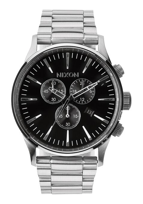 Sentry Chrono, Black