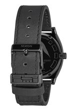 Time Teller Leather SW, Kylo Black