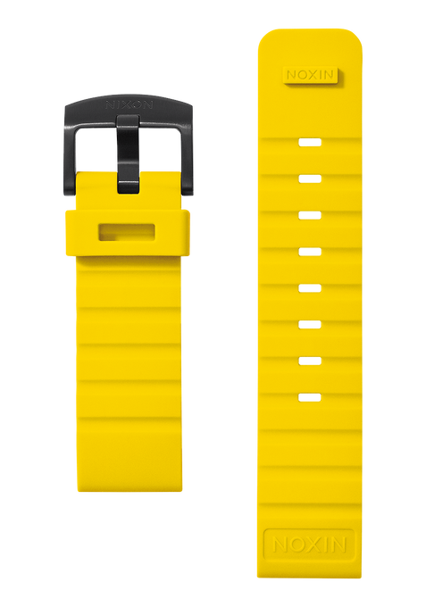 Mission Band, Yellow / Black