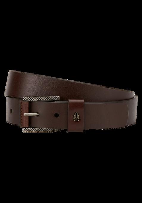 Cinturón Delgado Americana II, Dark Brown