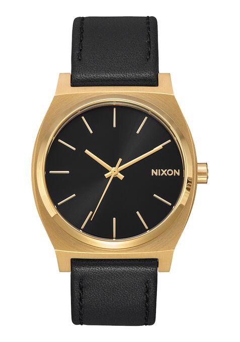 Time Teller, Gold / Black / Black