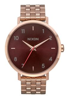 Arrow, All Rose Gold / Brown