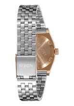 Small Time Teller, Gold / Silver / Silver