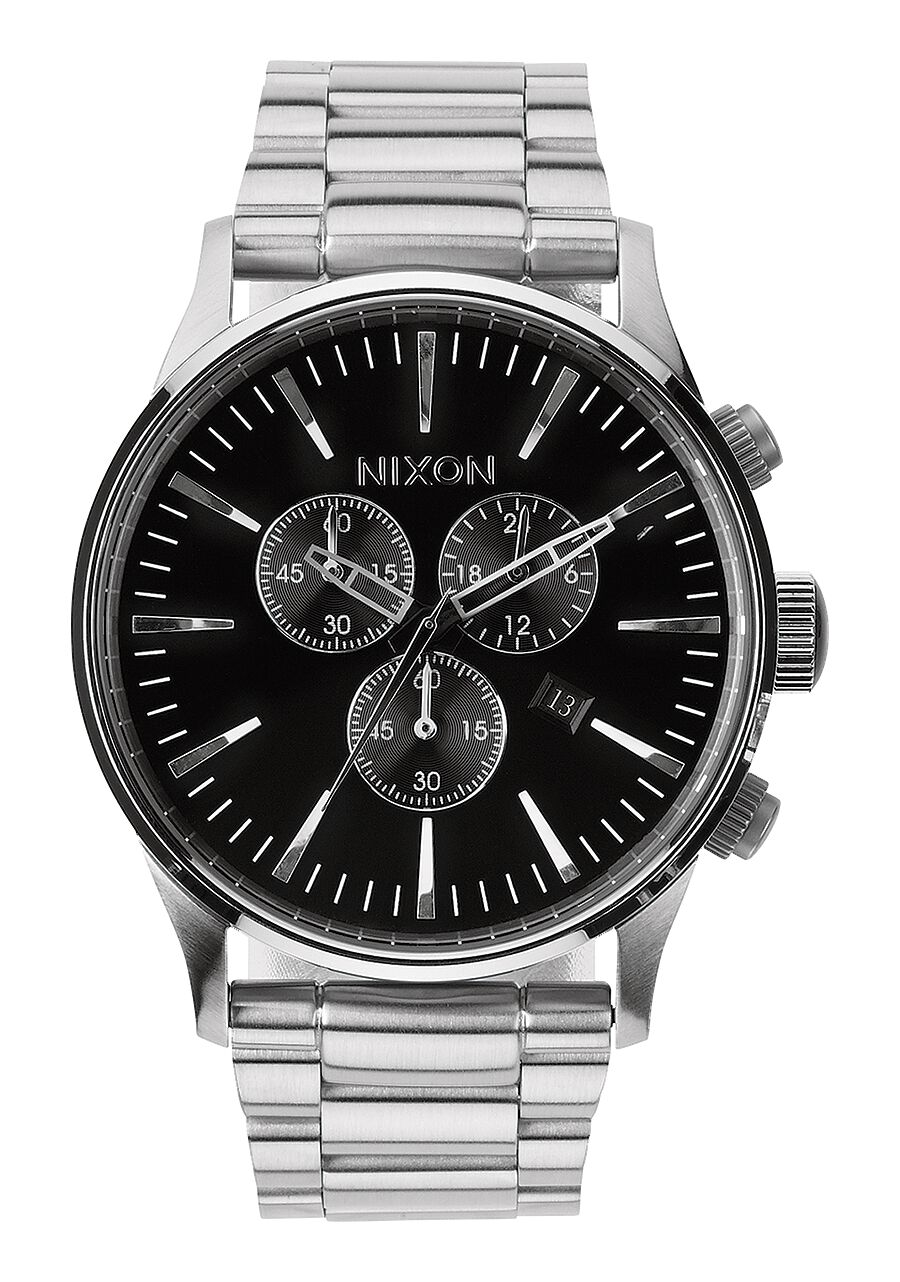 Sentry Chrono Men S Watches Nixon Watches And Premium