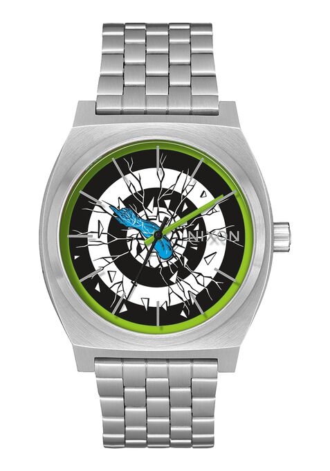 Time Teller, Silver / Roskopp