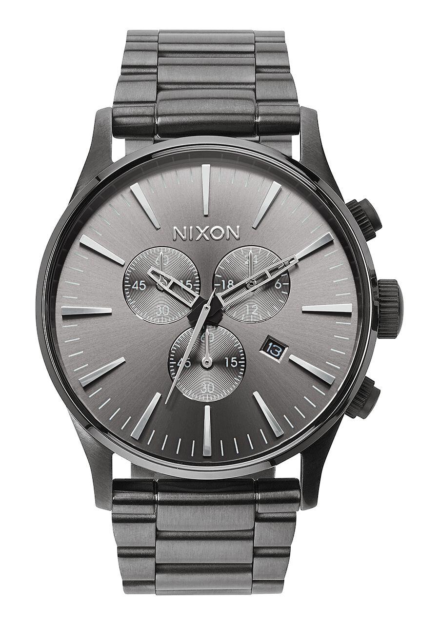 Sentry Chrono Men S Watches Nixon Watches And Premium