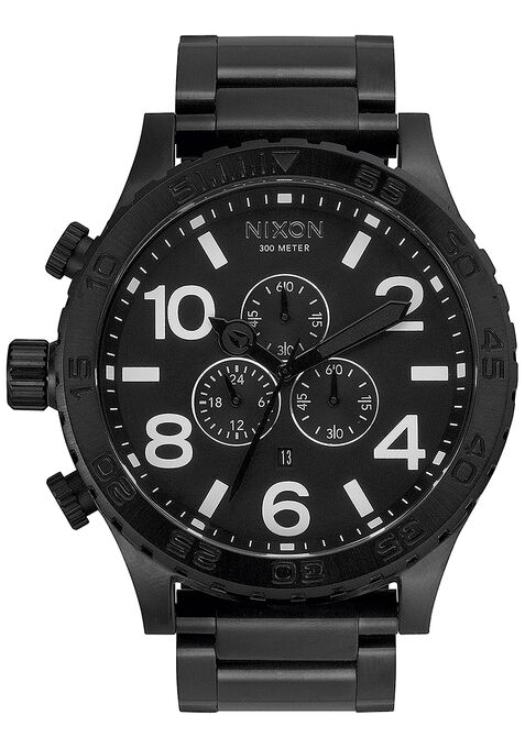 51-30 Chrono, All Black