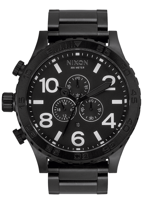 nixon 51 30 chrono user manual