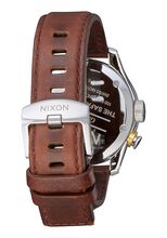 Safari Deluxe Leather, Black / Brown