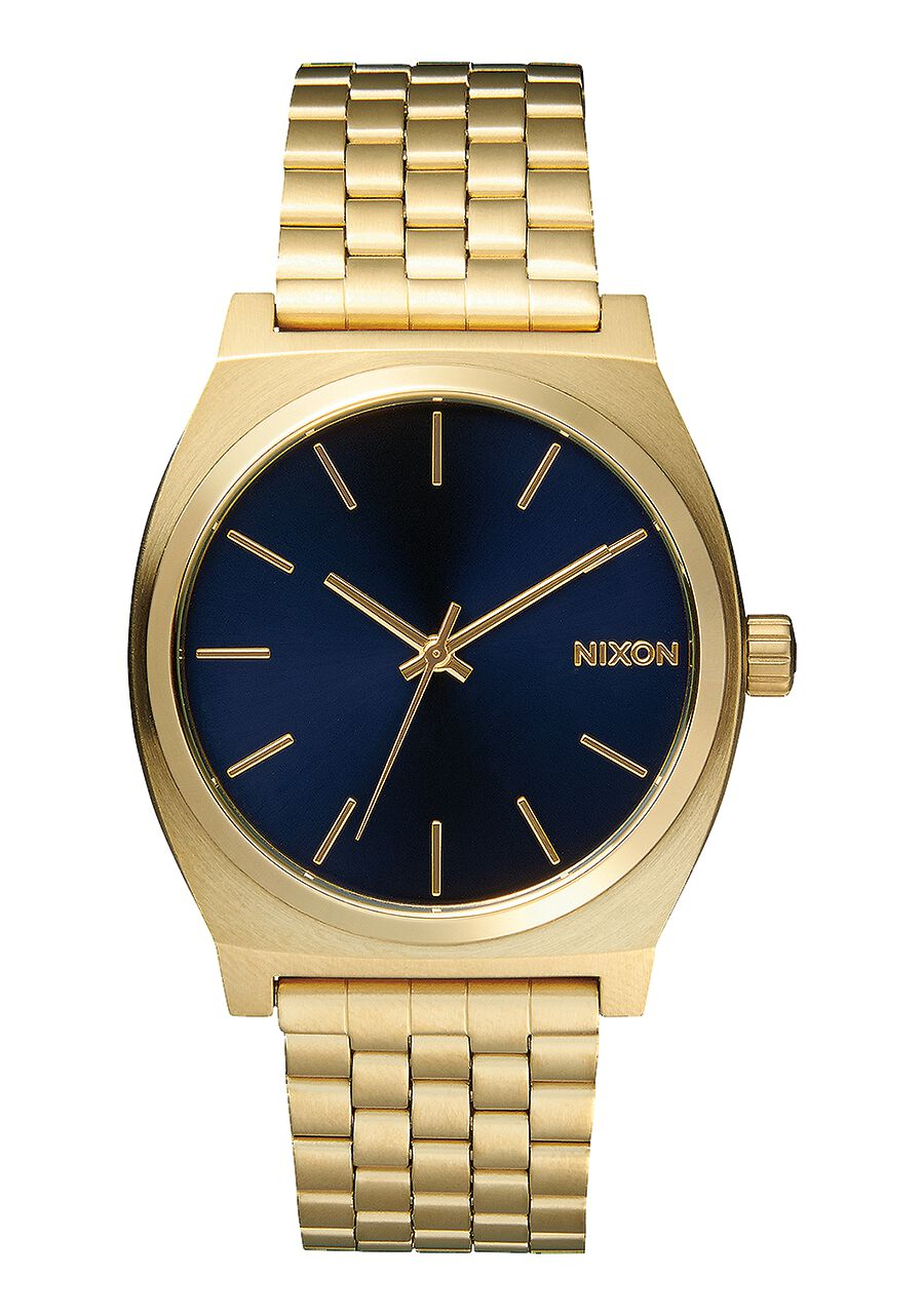 shopbop gold time all watches oversized v watch htm teller vp nixon