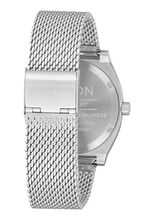 Time Teller Milanese, All Silver