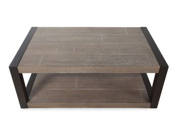 Legacy Helix Rectangular Cocktail Table